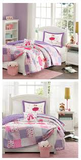 girls cowgirl bedding pink purple dancing ballerina bedding twin full queen comforter or