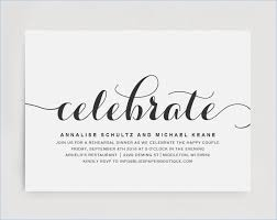 wedding rehearsal dinner invitations templates free rehearsal dinner invitation template free brandhawaii co