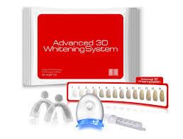 Does Laser Teeth Whitening Work Amazon Com Advanced 3d Teeth Whitening Kit With Lifetime Gel