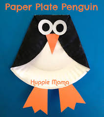 penguin writing paper paper plate penguins paper plate penguins