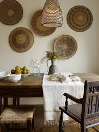 decorations for walls in bedroom dining room rustic dining room with wall decor design
