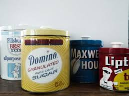 vintage canisters for kitchen metal canisters kitchen home design