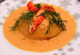 homard cuisine flans au homard et aux écrevisses ma cuisine santé