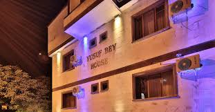 about us yusuf bey house stone hotel in goreme cappadocia turkey