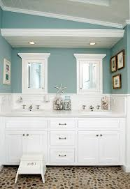 Country Home Bathroom Ideas Colors Best 25 Beach House Bathroom Ideas On Pinterest Coastal Style