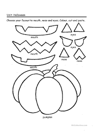 460 free esl halloween worksheets