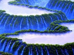 images of beautiful waterfall pictures and sc