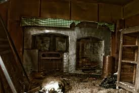 Does Home Interiors Still Exist Inside Old Abandoned Mansions The Interior Of The Other