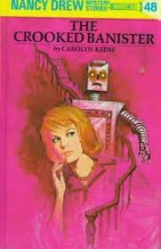 nancy drew the crooked banister 48 by carolyn keene 1971