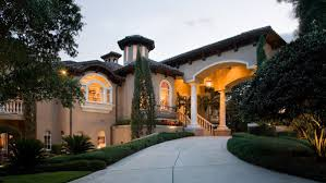 Florida Mediterranean Style Homes - interesting architecture porte cochere mediterranean style