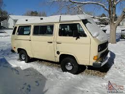 vw volkswagen van volkswagen vanagon westfalia camper van vw