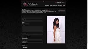 Makeup Artist Websites Website Design For Professional Uk Makeup Artist Alloy Marketing Ltd
