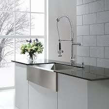 commercial grade kitchen faucets commercial faucets grade kitchen sinks and ts kraus pre rinse chrome