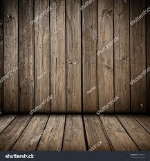 Wood Panel Wall by Wooden Panel Wall Interior Background Stock Photo 87207022