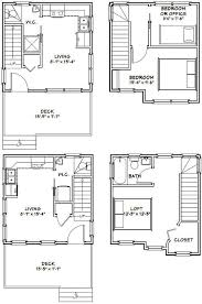 16x16 tiny houses pdf floor plans 466 sq by excellentfloorplans