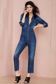overall jumpsuit blue denim denim overalls overall denim