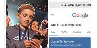 Kid On Phone Meme - kid looking at phone justin timberlake super bowl halftime show