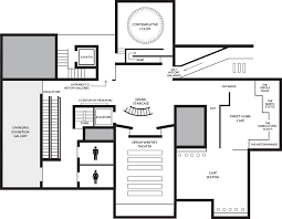 new museum floor plan museum maps national museum of african american history and culture