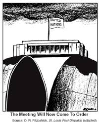 Iron Curtain Political Cartoons Teaching The Cold War Through Maps And Images California