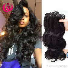 cheap brazilian body wave 100 human hair weave brazilian peruvian