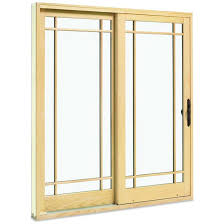 Patio Doors Wooden Fiberglass Patio Doors Integrity Doors