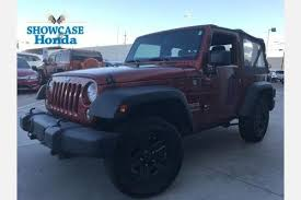 used jeep wrangler az used jeep wrangler for sale in az edmunds