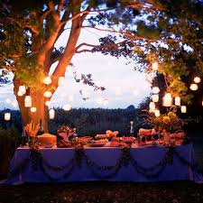 Outdoor Party Decoration Ideas Summer Dinner Party Decorating Ideas Good Housekeeping