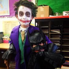 Joker Halloween Mask City Kids Edition Joker Batman Catwoman U003d Mi Gorgeous Boys And A