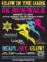 glow in the dark 5k run walk
