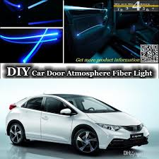 inside of a honda civic 2017 for honda civic interior light tuning atmosphere fiber optic
