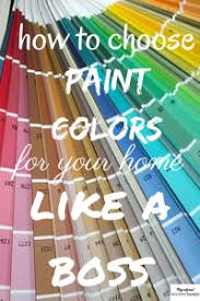 how to choose paint colors for your home like a boss registered