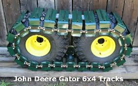 john deere gator tracks tractor stuff pinterest track and
