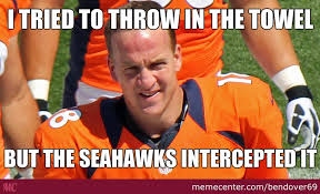Manning Meme - peyton manning losing by bendover69 meme center
