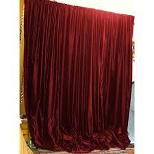 Burgundy Velvet Curtains Buy Lemon Gold Velvet Curtains And Drapes Made From Vintage Cotton