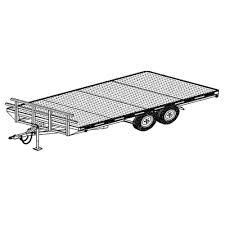 shop trailer parts blueprints and plans johnson trailer parts