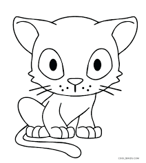 articles kitty coloring pages tag cat color