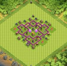 coc map layout th6 25 best th6 all bases ever anti everything layouts