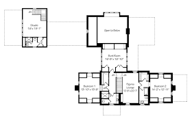 Fox And Jacobs Floor Plans Fox Hill Southern Living House Plans