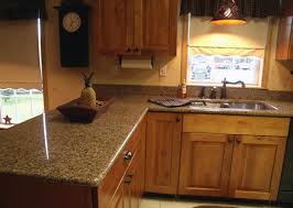 light colored granite countertops desert brown granite