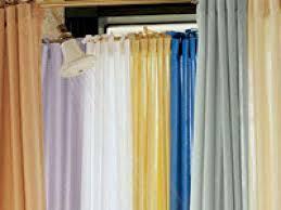Chrome Curved Shower Curtain Rod Curtain Interesting Bathroom Decor Ideas With Restoration