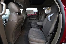Gmc Acadia Denali Interior 2014 Gmc Acadia Denali Back Seat Finnegan Auto Blog