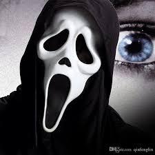 creepy mask mask horror creepy mask skull party horror