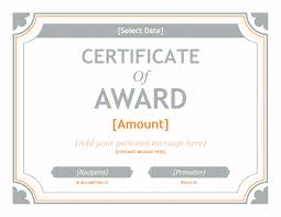 download gift certificate template word free certificate