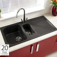 Kitchen Sink Black Black Kitchen Sinks Save Up To 60 Today Tap Warehouse