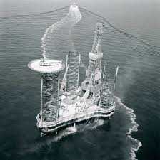 photo this rig drilled uk u0027s first offshore well offshore energy