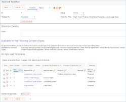 Vendor Contract Template 7 Download Approval Workflows Table Standard System Documentation Agiloft