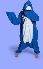 Halloween Costumes Shark Shark Onesie Shark Kigurumi Shark Costume Kigu Onesies