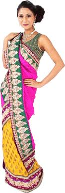 saree draping new styles shopzters different ways to drape a saree