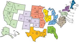 federal circuit court map as fcc neutrality go into effect today us court