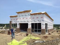 new home plumbing construction